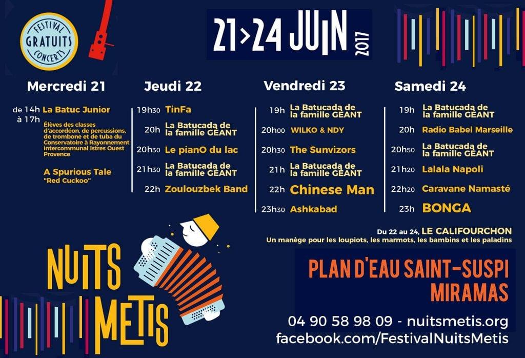 Nuits m tis 2017 magasins d 39 usine miramas - Date de solde ete 2017 ...